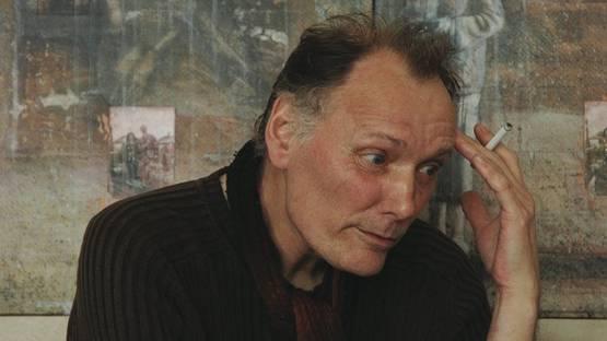 Martin Vaughn-James - portrait, photo via dougwrightawards