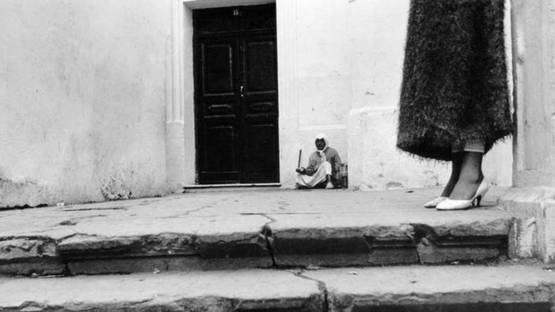 Martine Voyeux - Tanger, Maroco, photo via nextliberationfr