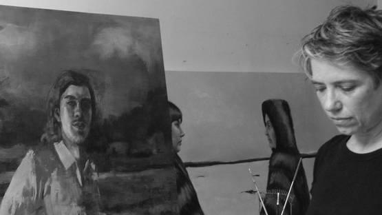 Mary Hayes – Portrait in studio