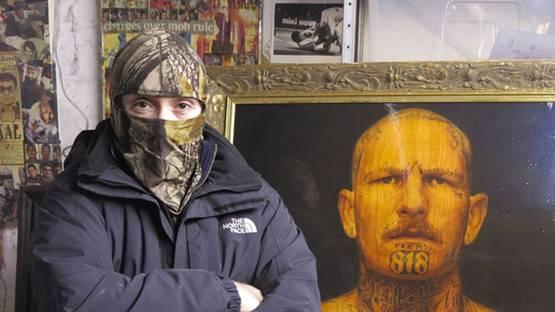 Mason Storm portrait - Copyright Hang up gallery