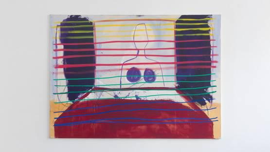 Matthias Dornfeld - Hoba, Installation view - image courtesy of the artist