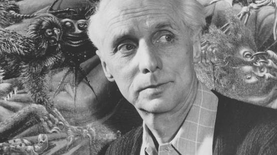 Max Ernst - portrait, photo credits - Claudia Biddle