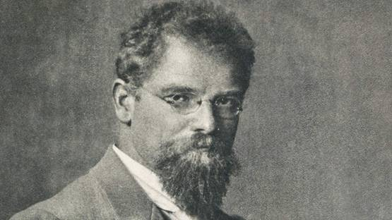 Max Klinger - portrait. Image via photoseed