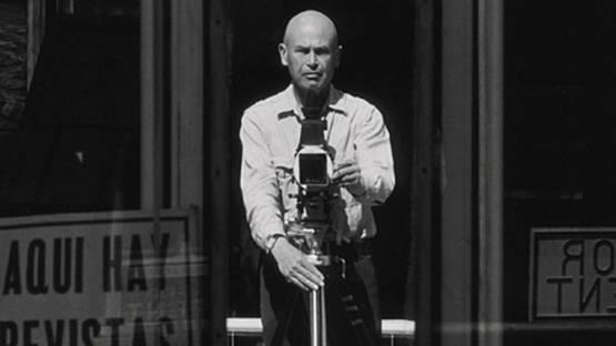 Max Yavno - Self-portrait
