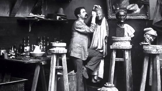 Medardo Rosso - artist