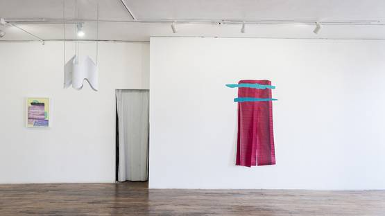 Megan Stroech - Ideal Perfection, LVL3, Chicago, IL, 2015, installation view