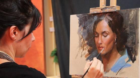 Mia Bergeron Portrait