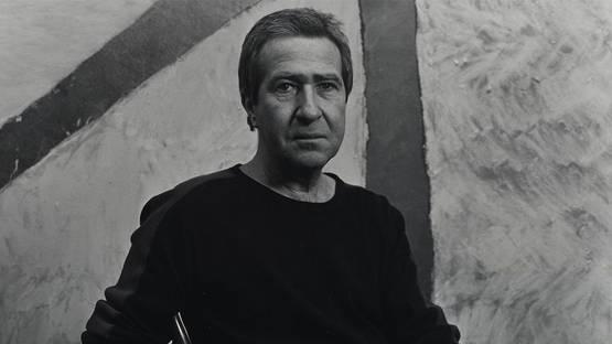Michael Goldberg photographed by Robert Beauchamp