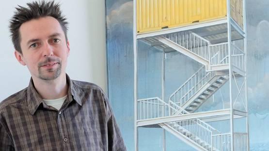 Michael Grudziecki - artist
