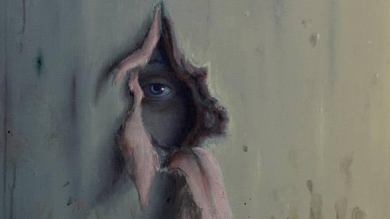 Michael Kirkham - Spyhole, 2008 (Detail) - Image source Gerhard Hofland