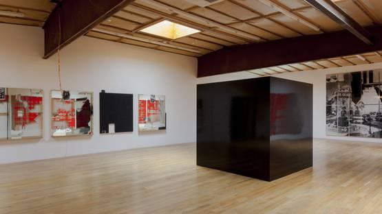 Michael Wilkinson - No Future, Blum & Poe, Los Angeles, 2012, installation view, photo by Joshua White