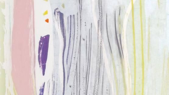 Michael Steiner - Untitled 1, ca 1980 (detail)