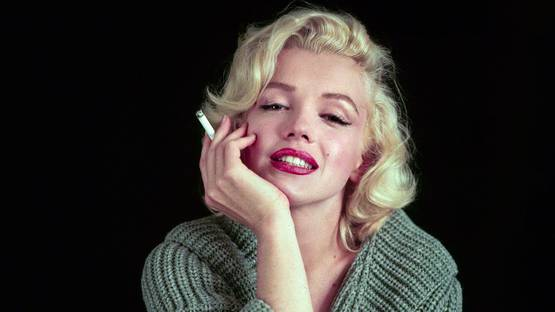 Milton H. Greene - Marilyn Monroe, 1953 - Image via pinimg