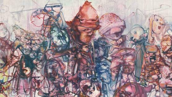 Miodrag Djuric Dado - Untitled (detail) - 2005