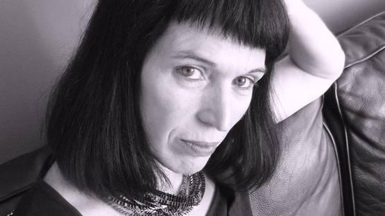 Mireille Lienard - artist, photo via monsens be