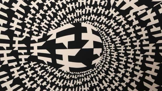 Miroslav Šutej - Certain Quality 2, 1965 (detail)
