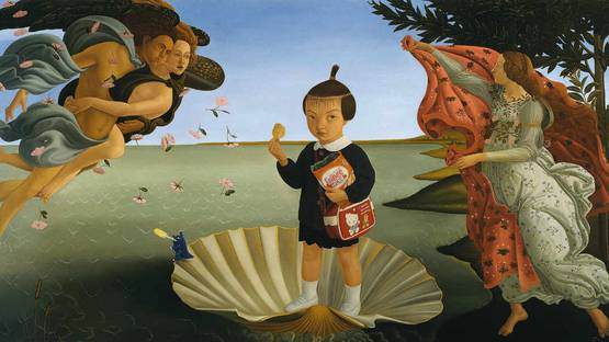 Mitsuru Watanabe - Coming Back From the Sea, Image viachristiescom