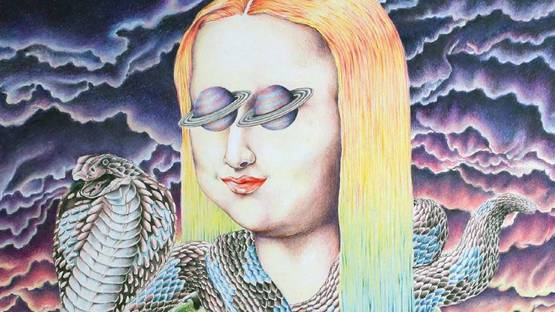 Mona Lisa and the Love Snake Live to Party