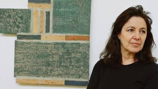 Monique Frydman - Photo of the artist - Image via bp