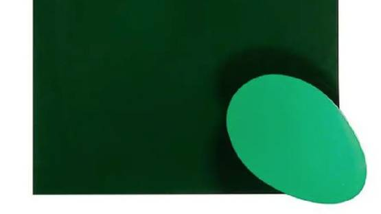 Morgan - Untitled (Green Abstract Composition), 1966 (detail)