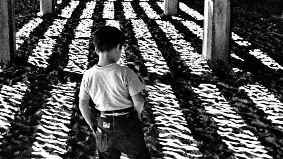 Morris Engel - Little Fugitive film still (detail), 1953