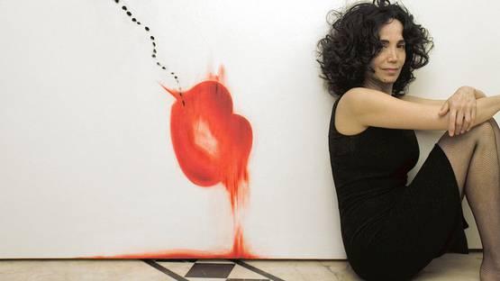 Mouna Rebeiz - portrait