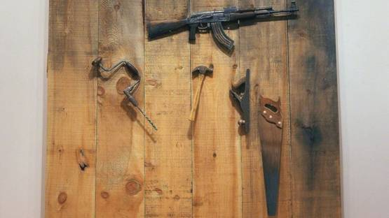 Murray Favro - Tools, 1998 (detail)