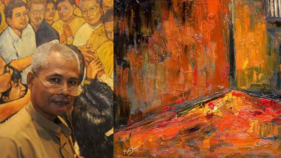 Myint Swe, Death Row at Insein Prison, 2003