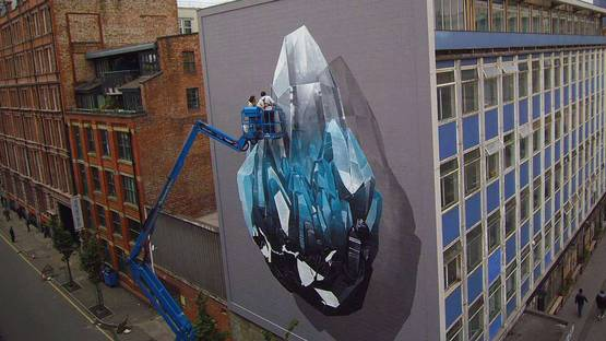 NEVERCREW - work in progress, Manchester, UK, 2016, photo by Zane Meyer