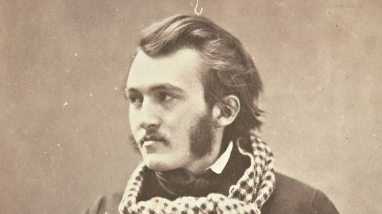 Nadar - Gustave Doré, Paris, 1855-59 - image couretsy of Phillips