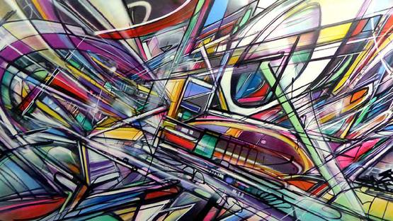Nadib Bandi - Springize (Canvas)