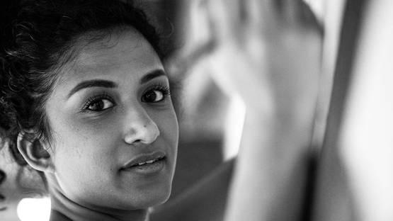 Natasha Kohli - portrait (detail) - image courtesy of the artist