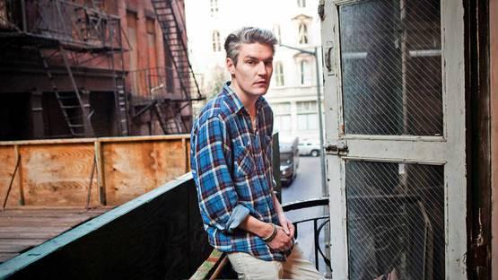 Nate Lowman portrait - Photo by Katie Orlinsky