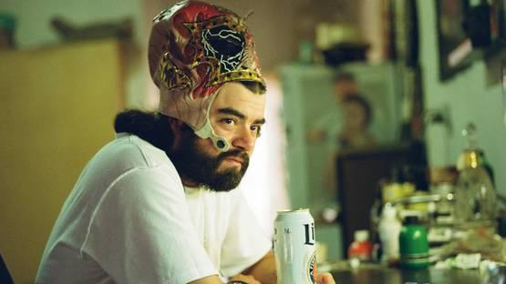 Neck Face - Artist portrait - Image via huckmagazinecom