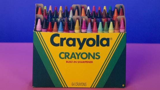 Neil Winokur - Crayons, 1994 (detail) - Courtesy of the Bronx Museum of the Arts