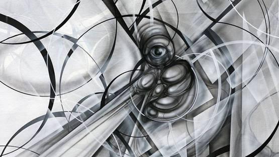 Neok Westel - Fluctuation opus 2, 2015 (Detail) - Copyright Neok Westel