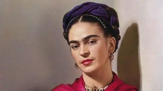 Nickolas Muray - Frida Kahlo, 1939 (detail)