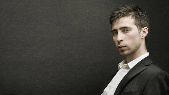 Niko Giovanni Coniglio - Photo of the artist - Image via celesteprizecom