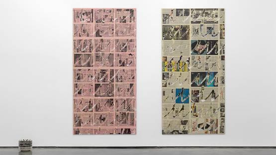 Nikolas Gambaroff - Male Fantasies at White Cube