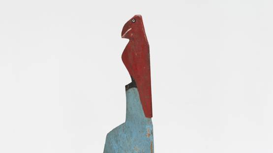 Nino João Cosmo Félix - Arara - Macaw, 1970's (detail)