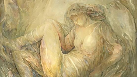 Nora Moreno-García - Awakening before Dawn (detail)