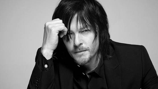 Norman Reedus - actor and artist - photo credits - The Imagista