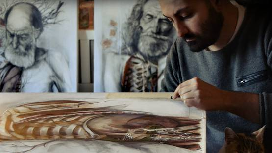 Nunzio Paci - Portrait