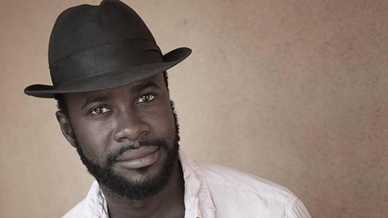 Nyaba Leon Ouedraodo portrait - photo credit Antoine Tempe