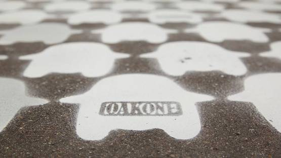 OAK1 - Street Floor, 2015