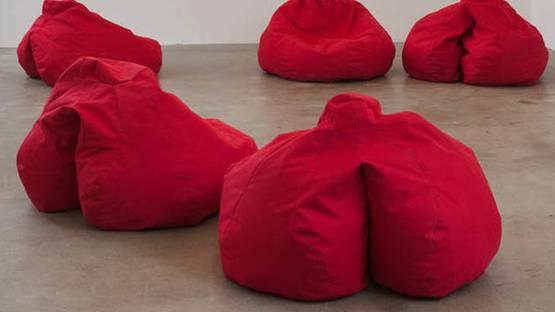 Olga Koumoundouros - Butt Bag, photo via aptglobal org