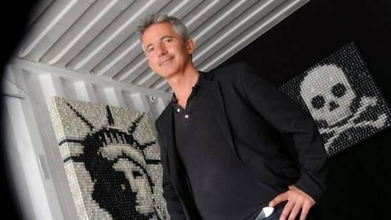 Olivier Lannaud - artist, photo via midilibre fr