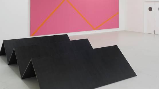 Olivier Mosset - Campoli Presti Installation View, 2013 - Copyright Campoli Presti
