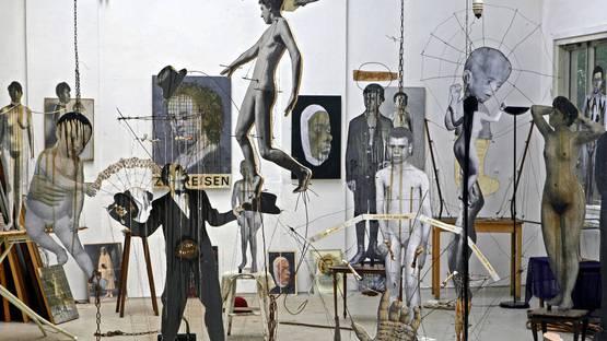 Ossip - Atelier Ossip (detail), 2008, photo credits Hans Bronsgeest