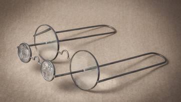 Otavio Schipper - Eyeglasses for Ernest Lanzer, 2015